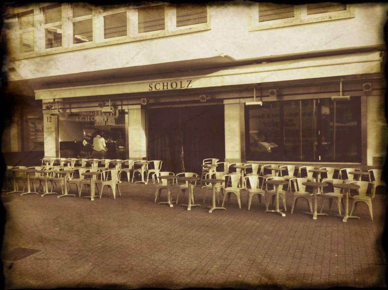 Café Scholz Stuttgart