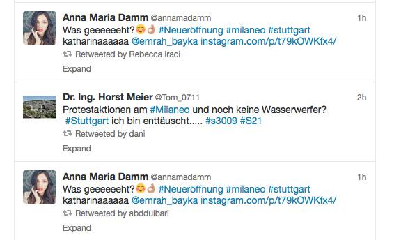 Anna Maria Damm Twitter