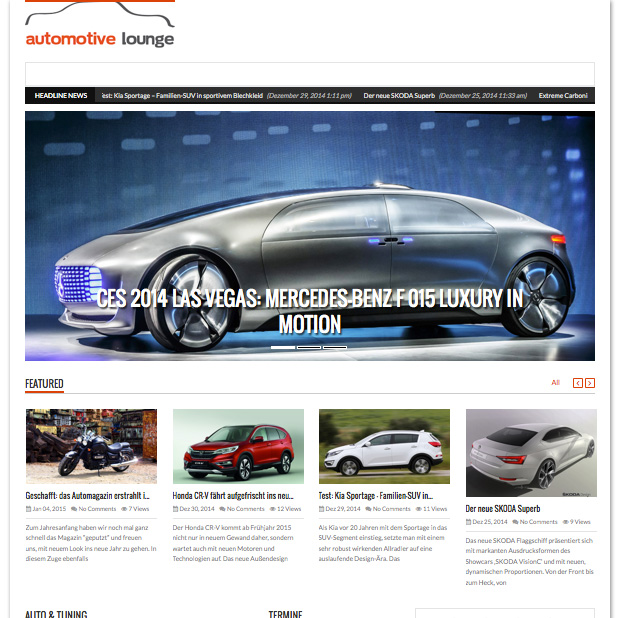Automagazin Motorradmagazin Tuningmagazin