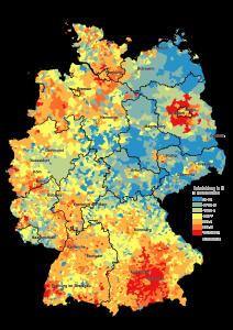 Bevölkerungsprognose Deutschland