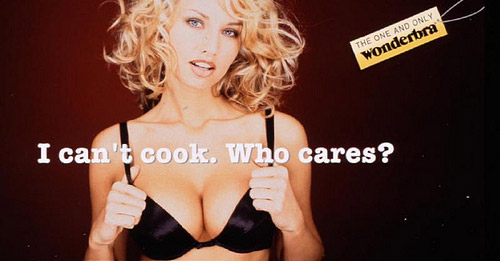 Bad Ad Wonderbra