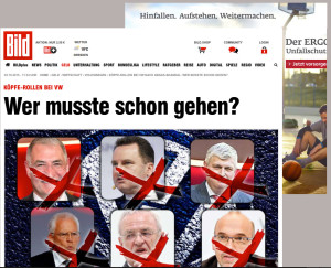 VW Abgas Skandal
