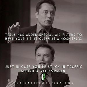 Tesla VW Abgas Skandal