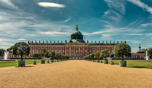 Das Ende der Paläste